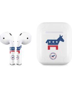 Democrat Donkey Apple AirPods 2 Skin