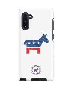 Democrat Donkey Galaxy Note 10 Pro Case
