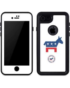 Democrat Donkey iPhone SE Waterproof Case
