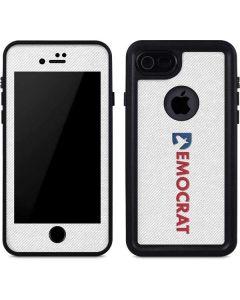 Democrat iPhone SE Waterproof Case