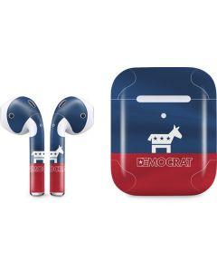 Democrat Patriotic Apple AirPods 2 Skin