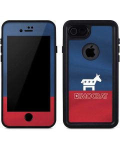Democrat Patriotic iPhone SE Waterproof Case