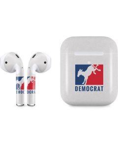 Democrat Sign Apple AirPods 2 Skin