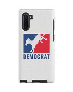 Democrat Sign Galaxy Note 10 Pro Case
