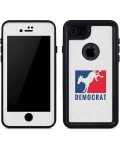 Democrat Sign iPhone SE Waterproof Case