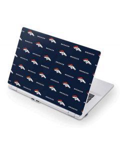 Denver Broncos Blitz Series Acer Chromebook Skin