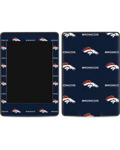 Denver Broncos Blitz Series Amazon Kindle Skin