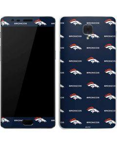 Denver Broncos Blitz Series OnePlus 3 Skin