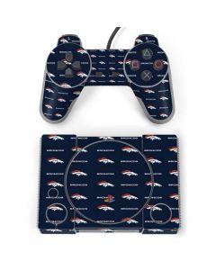 Denver Broncos Blitz Series PlayStation Classic Bundle Skin