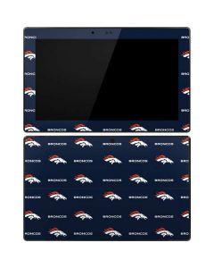 Denver Broncos Blitz Series Surface RT Skin