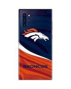 Denver Broncos Galaxy Note 10 Plus Skin