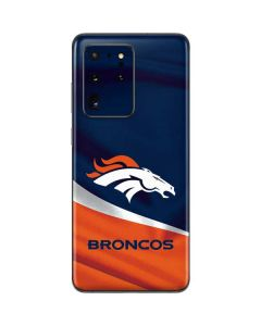 Denver Broncos Galaxy S20 Ultra 5G Skin