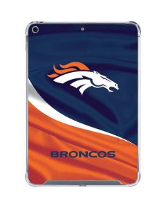 Denver Broncos iPad 10.2in (2019-20) Clear Case