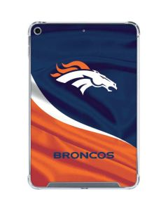 Denver Broncos iPad Mini 5 (2019) Clear Case