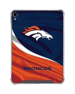 Denver Broncos iPad Pro 11in (2018-19) Clear Case
