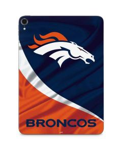 Denver Broncos Apple iPad Pro Skin