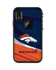 Denver Broncos LifeProof Fre iPhone Skin