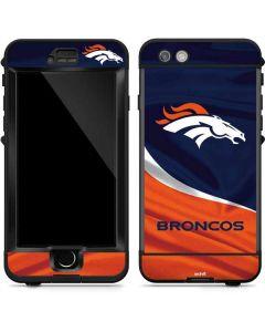 Denver Broncos LifeProof Nuud iPhone Skin