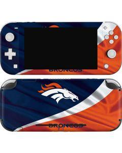 Denver Broncos Nintendo Switch Lite Skin