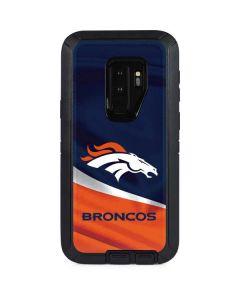 Denver Broncos Otterbox Defender Galaxy Skin