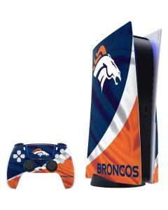 Denver Broncos PS5 Bundle Skin
