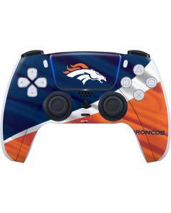 Denver Broncos PS5 Controller Skin
