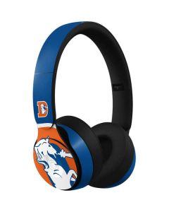 Denver Broncos Retro Logo Beats Solo Pro Skin