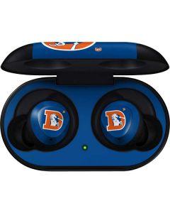 Denver Broncos Retro Logo Galaxy Buds Skin