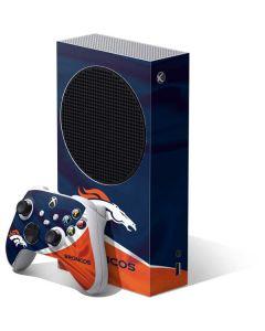 Denver Broncos Xbox Series S Bundle Skin