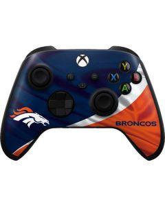 Denver Broncos Xbox Series X Controller Skin