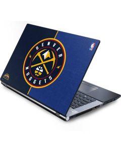 Denver Nuggets Canvas Generic Laptop Skin