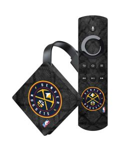 Denver Nuggets Dark Rust Amazon Fire TV Skin