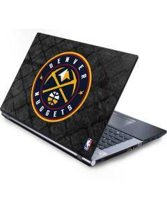 Denver Nuggets Dark Rust Generic Laptop Skin