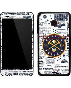 Denver Nuggets Historic Blast EVO 4G LTE Skin