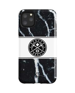 Denver Nuggets Marble iPhone 11 Pro Max Impact Case