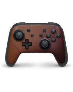 Desert Bronze Chameleon Nintendo Switch Pro Controller Skin