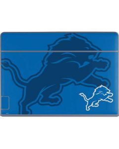 Detroit Lions Double Vision Galaxy Book Keyboard Folio 12in Skin