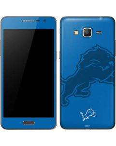 Detroit Lions Double Vision Galaxy Grand Prime Skin
