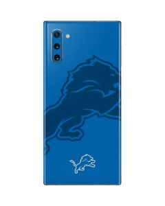 Detroit Lions Double Vision Galaxy Note 10 Skin