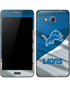 Detroit Lions Galaxy Grand Prime Skin