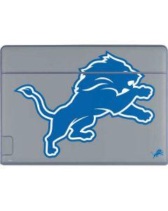 Detroit Lions Large Logo Galaxy Book Keyboard Folio 12in Skin