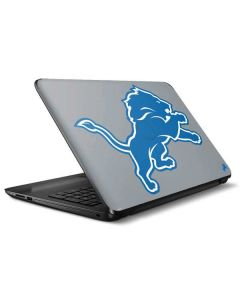 Detroit Lions Large Logo HP Notebook Skin