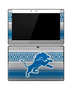Detroit Lions Trailblazer Surface RT Skin