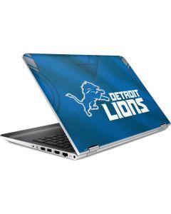 Detroit Lions Team Jersey HP Pavilion Skin
