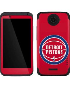Detroit Pistons Large Logo One X Skin