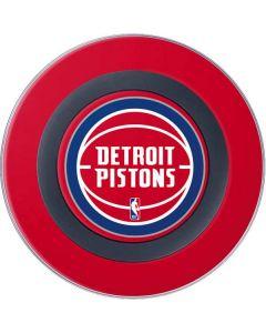 Detroit Pistons Large Logo Wireless Charger Skin