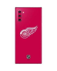 Detroit Red Wings Color Pop Galaxy Note 10 Skin
