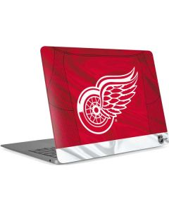 Detroit Red Wings Home Jersey Apple MacBook Air Skin