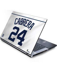 Detroit Tigers - Miguel Cabrera #24 Generic Laptop Skin