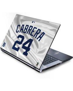 Detroit Tigers Cabrera #24 Generic Laptop Skin